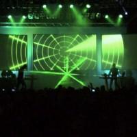 X Marks The Pedwalk gör live-DVD av WGT-framträdande