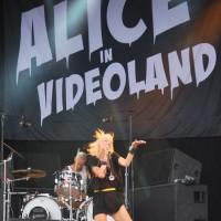 Liverapport: Arvikafestivalen 2010 – Alice In Videoland (foto)