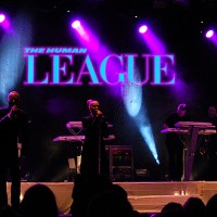 Liverapport: Forever Young 2010 – The Human League, Gävle