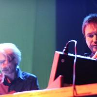 Recoil spelade in konsert för live-DVD/bluray