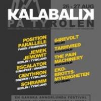 Festivalrapport: Kalabalik på Tyrolen
