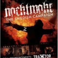 Liverapport: Nachtmahr (+Trakktor) 20111104, Göteborg