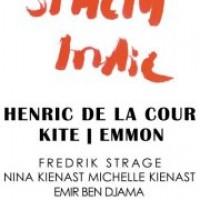 Liverapport: Kite, Emmon, Henric de la Cour 20120227, Stockholm (foto)