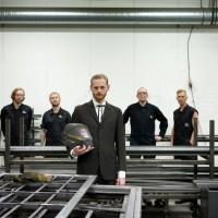 Liverapport: Agent Side Grinder (+Henric de la Cour, Skriet) 20120309, Stockholm