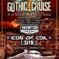 Liverapport: Gothic Cruise 2012
