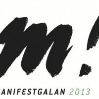 Manifestgalan 2013: Och vinnaren är…