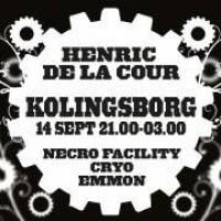 Sista synthkonserten på Kolingsborg???