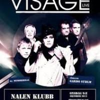 Liverapport: Visage (+ Garbo Sthlm) 20131009, Stockholm
