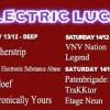 Liverapport: Electric Lucia 20131212-13, Malmö
