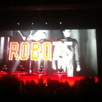 Liverapport: Kraftwerk 20140122, Stockholm