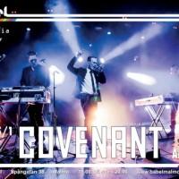 Liverapport: Covenant (+ Amusik) 20140125, Malmö