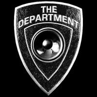 Mr Jones Machine-medlem presenterar The Department