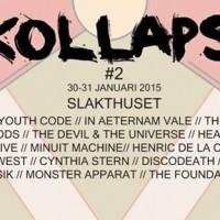 Massiv lineup när Kollaps Records firar två år