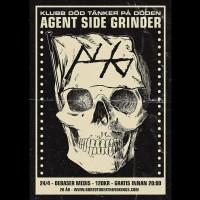Liverapport: Agent Side Grinder (+ Raba Hiff) 20150424, Stockholm