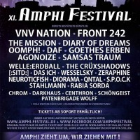 Liverapport: Amphi Festival 2015, Köln