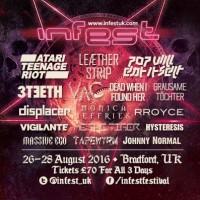 Liverapport: Infest Festival 2016, Bradford (UK)