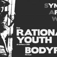 Liverapport: Rational Youth 20161014, Stockholm