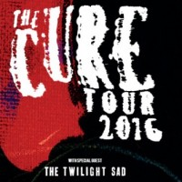 Liverapport: The Cure (+The Twilight Sad) 20161009, Stockholm