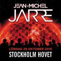 Liverapport: Jean-Michel Jarre 20161029, Stockholm