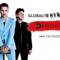 Liverapport: Depeche Mode 20170505, Stockholm