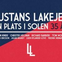 Liverapport: Lustans Lakejer 20171020, Stockholm (foto)