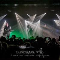Liverapport: Gary Numan 20180302, Stockholm