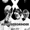 Liverapport: Agent Side Grinder (+Isolated Youth, Hemgraven) 20180526, Stockholm