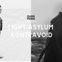 Liverapport: Light Asylum + Kontravoid 20190810, Stockholm (foto)