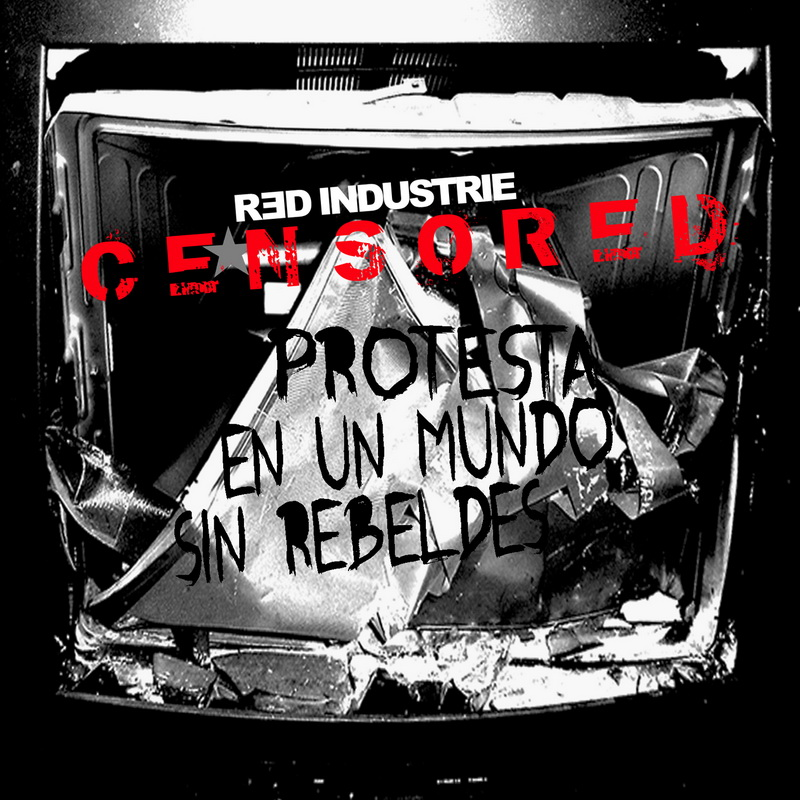 Red Industrie - Censored (cover)